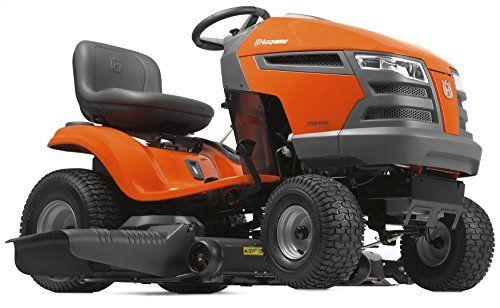 Husqvarna YTH24V54 24 HP Yard Tractor, 54-Inch  54-Inch cutting width24 HP - 724cc Briggs & Stratton v-twin Intek engine3 blade electric clutch engagement - pedal hydrostatic transmission  http://industrialsupply.mobi/shop/husqvarna-yth24v54-24-hp-yard-tractor-54-inch/