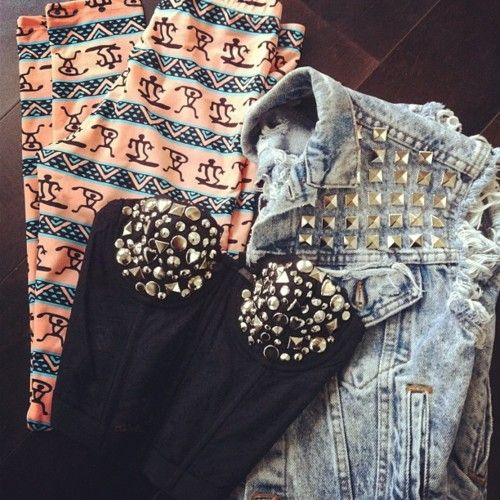 lovethem: Dream Wardrobe, Studs, Outfits, Fashion 3, Style, Clothes, Dream Closet, Summer, Things