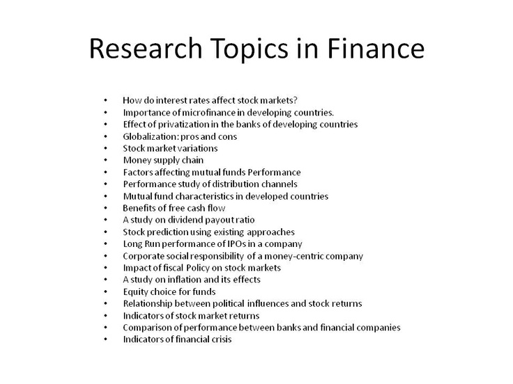 List of the Best Researching Topics for Psychology