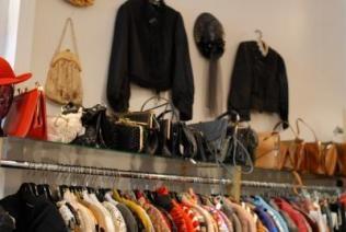 Ziggurat is a treasure trove of men's and women's vintage designer clothing in Wellington, New Zealand.