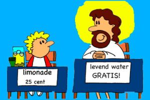 Levend Water – Opfrisser