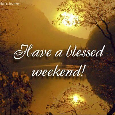 Have a blessed weekend!    www.stmarys-stuart.org