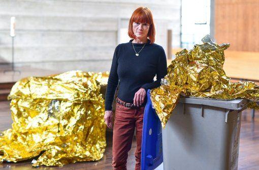 Mannheim: Putzfrau hält Kunst für Abfall - Stuttgarter Nachrichten