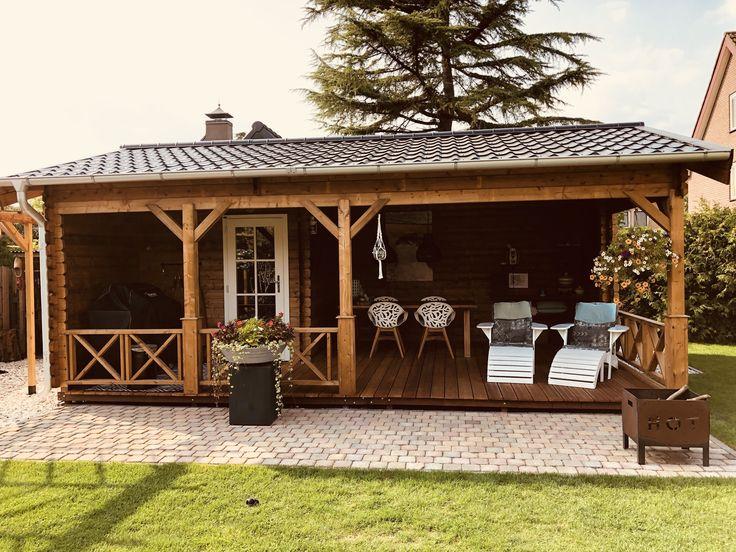 Ein Gartenhaus als Erweiterung Ihres Wohnraumes