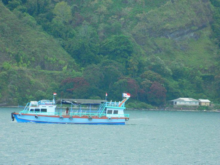 Lake Toba Ferry