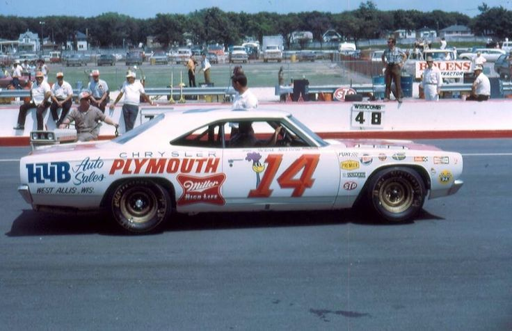 Norm Nelson 69 Plymouth | USAC Racing Series | Pinterest ...