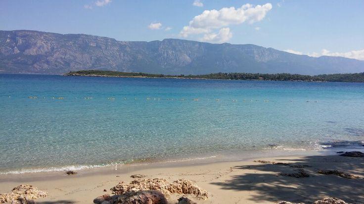 Marmaris, Incekum plaji.