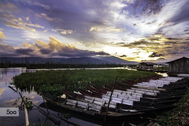 Photograph Ready To Sunset by Franciscus Satriya Wicaksana on 500px