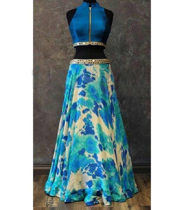 Classy Lehenga Choli Price- USD 25 |  Product id-1606587 Click on the link in bio to shop directly !! Worldwide Delivery|7 day return Policy Visit m.mirraw.com/insta  Follow us on @mirraw  DM or Whatsapp on 91 8291100288 #lehengas #lehengaonline #ghagra #choli #ethnic #makeinindia #indianfabric #designerwear #tailormade #royalty #weddings #traditionalwear #attractive #womenswear #beautiful #christmassale #newyearsale #worldwideshipping #newcollection #shoppingonline #lehengacholi…