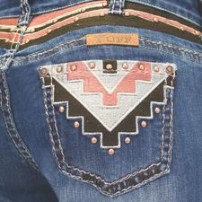 Sierra Cowgirl Tuff Jeans | http://bunkhousewestern.com