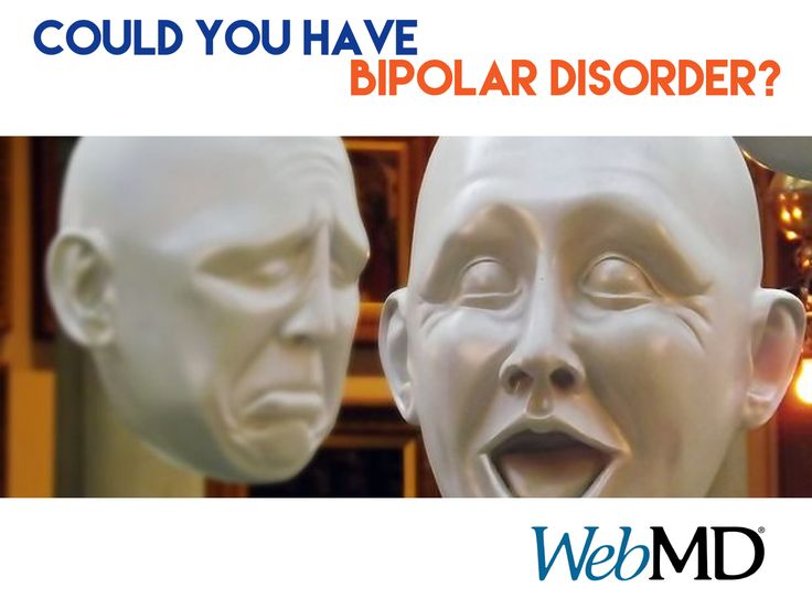 Have you ever thought you may be #bipolar? Take this assessment and see if your suspicions hold any weight. If so, you should see a doctor. Symptoms of bipolar disorder can drive a wedge between you and your family, friends, and co-workers.