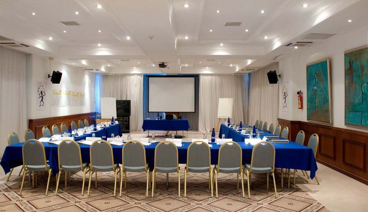 If you're looking to organize a successful ‪conference‬, ‪‎meeting‬ or ‪reception‬, Grecian Bay Hotel Cyprus offers a complete range of audiovisual equipment ensuring success for any function! http://bit.ly/1PklDXj