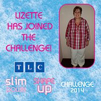 Lizette has joined the Challenge! www.tlcforwellbeing.com
