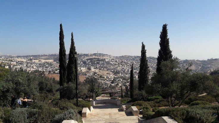 Израиль. Золотой город.