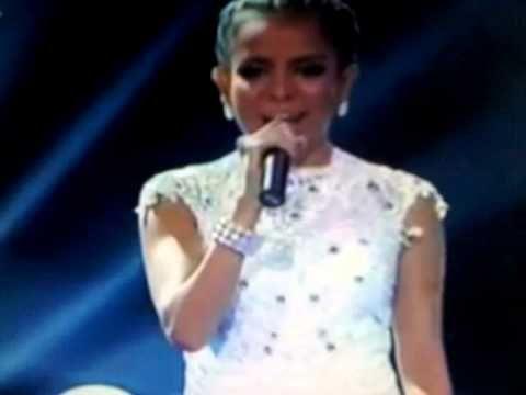Sang Dewi - Nowela Spektakuler Show 8 Indonesian Idol 11 April 2014