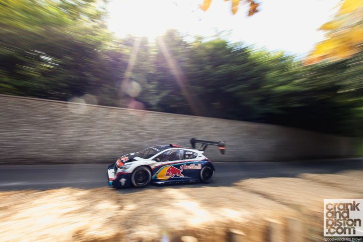 Awesome images from 2014 Goodwood Festival of Speed