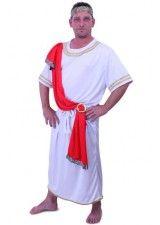 græsk / romersk toga kostume