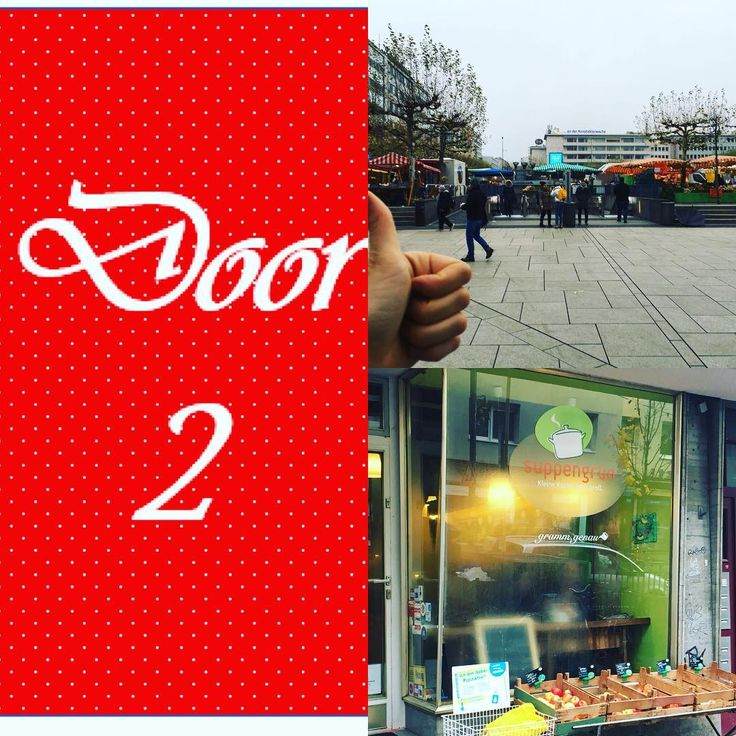 And here do I shop:  1) At weekly markets where I can shop in a rural atmosphere and get some fresh air :)  2) In zero-waste shops which pop up more and more in diverse cities such as Suppengrün / gramm.genau in Frankfurt-Bornheim Berger Str. 26  #nachhaltigkeit #sustainability #newthinking #grün #zerowaste #nachhaltig #frankfurt #frankfurtammain #reducedconsumption #sufficient #enough #thereisnoplanetb
