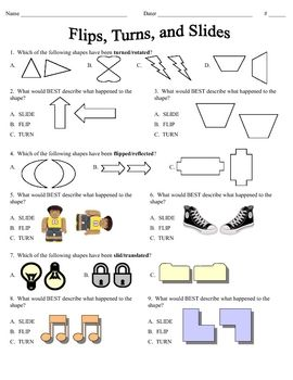 worksheets geometry worksheets and math on pinterest