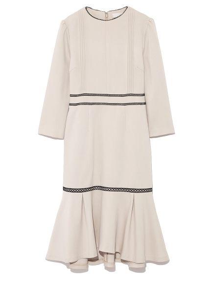 2e177539fed05 レース切替ワンピース(ドレス) CELFORD(セルフォード) ファッション通販 
