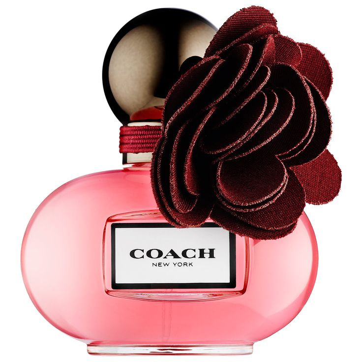 COACH - Poppy Wildflower: this floral oriental scent features a unique and chic blend of sweet and spicy notes for a sophisticated fragrance that is wild at heart.  #Sephora #fragrance #perfume