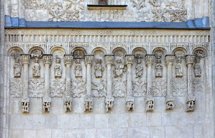 Владимир, Дмитриевский собор (1192-1194)/Vladimir, Church of St Demetrius of Thessaloniki (1192-1194)