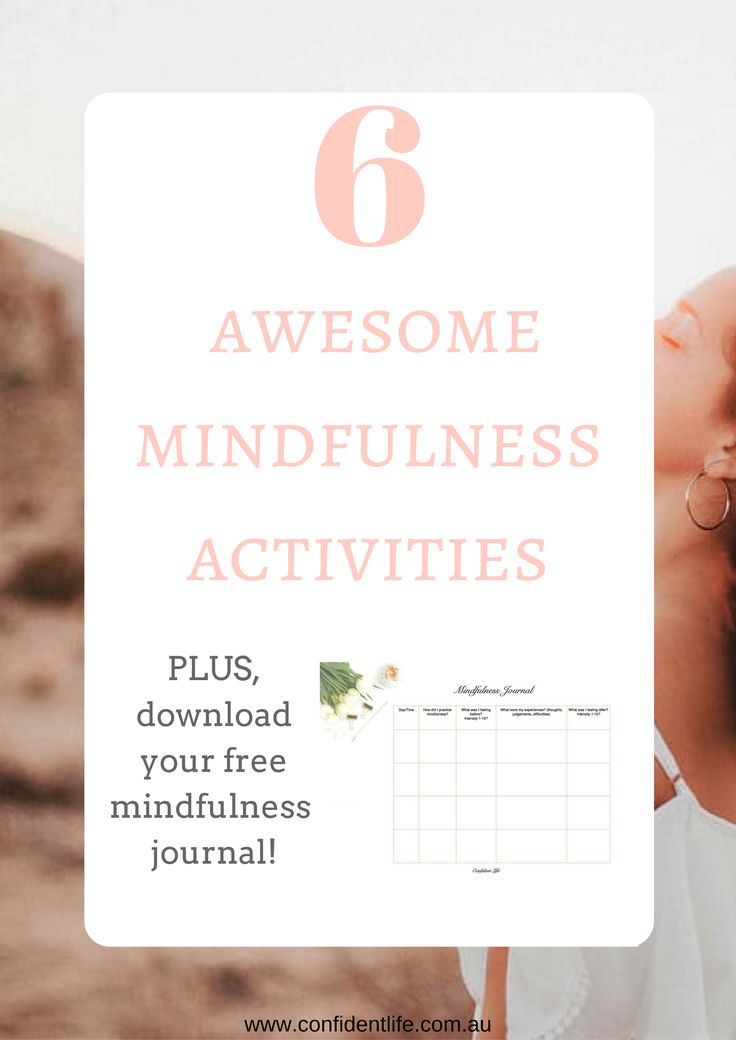 We know that mindfulness is an incredibly useful tool to calm the mind, reduce stress and anxiety, and improve concentration. Studies at Harvard University have shown that regular mindfulness meditation activates areas of the brain involved in emotional regulation, as well as stimulating the brain's relaxation response. Organisations like Smiling Mind are showing the incredibly effect that daily mindfulness can have of student health and wellbeing. Get 6 awesome mindfulness activities!