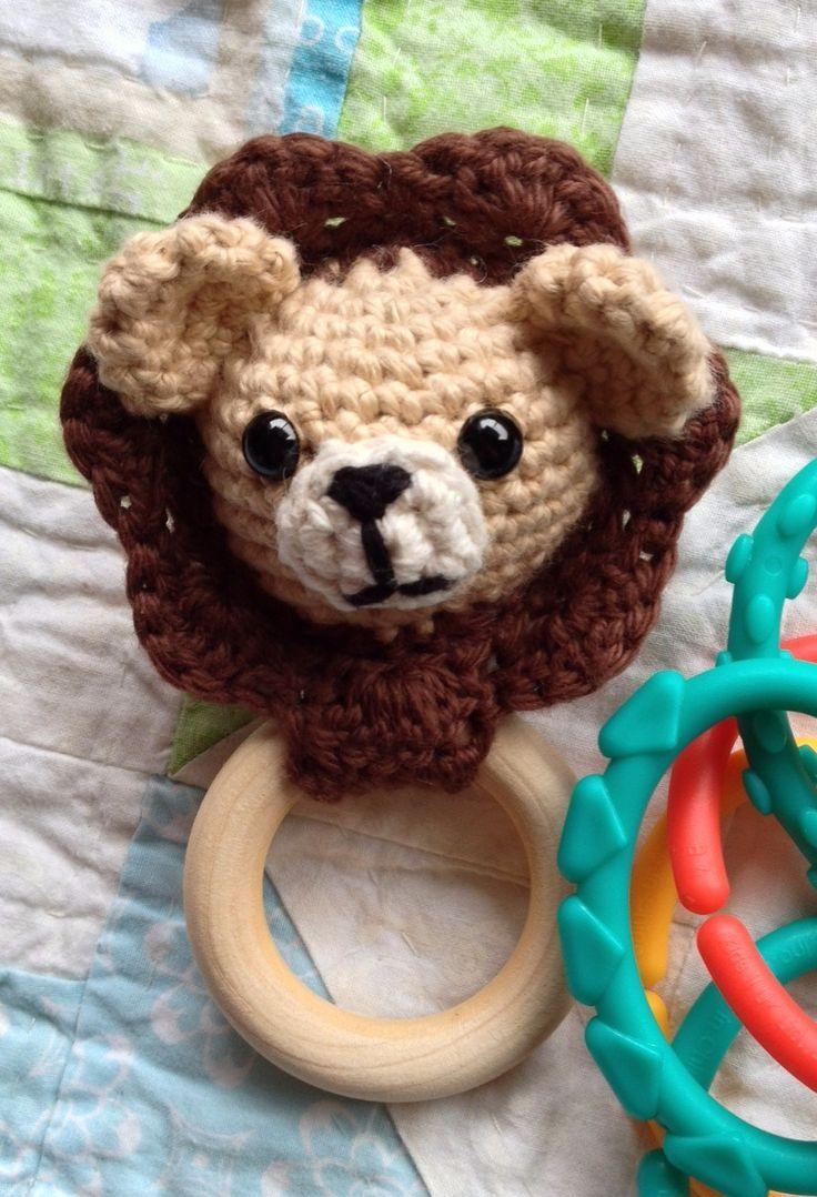 25+ best ideas about Crochet lion on Pinterest Crochet ...