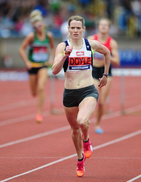 Eilidh Doyle - Athletics. 400m hurdles & 400m relay.