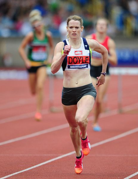 Eilidh Doyle - Athletics. 400m hurdles & 400m relay.