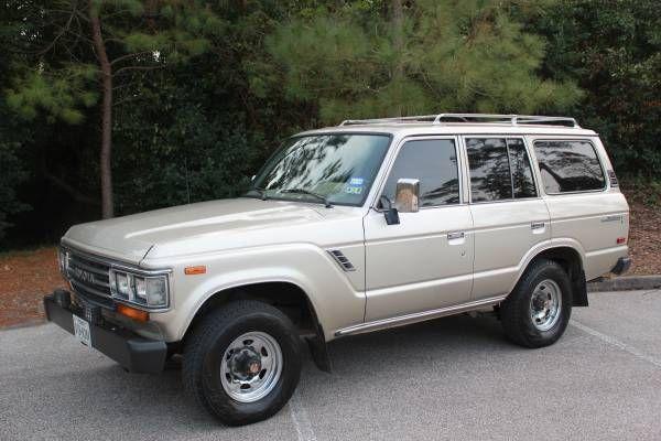 Classic Toyota Land Cruiser FJ62. Everything FJ60 is no …