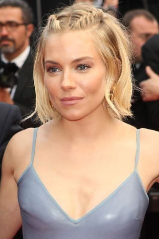10 hot-weather hairstyles perfect for summertime: Sienna Miller's double braids