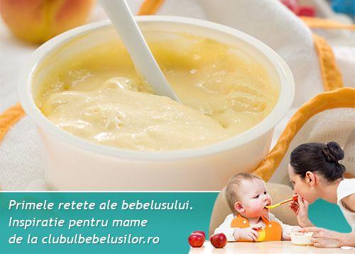 Pentru bebelusii de peste 10 luni putem incepe sa pregatim mamaliguta fiarta in lapte. Exact dupa aceeasi reteta se poate prepara si mamliguta de mei, in loc de malai.
