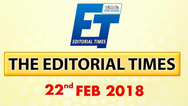 """Running Live """"The Editorial Times"""", available from Monday to Saturday sharp at 8 am only & only on your Favorite Mahendra Guru YouTube Channel.  Covers Articles of """"The Hindu"""" from aspects of both English & GA subjects and is beneficial for UPSC, Bank, SSC, Railway& Other Competitive Exams.  Click here for today's session: https://youtu.be/cA4fomv7zA0"""