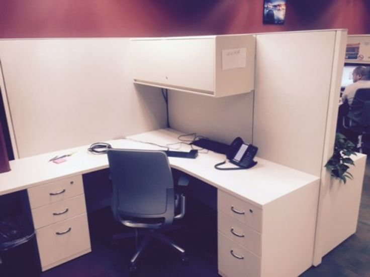best 25+ used cubicles ideas only on pinterest | office cubicle