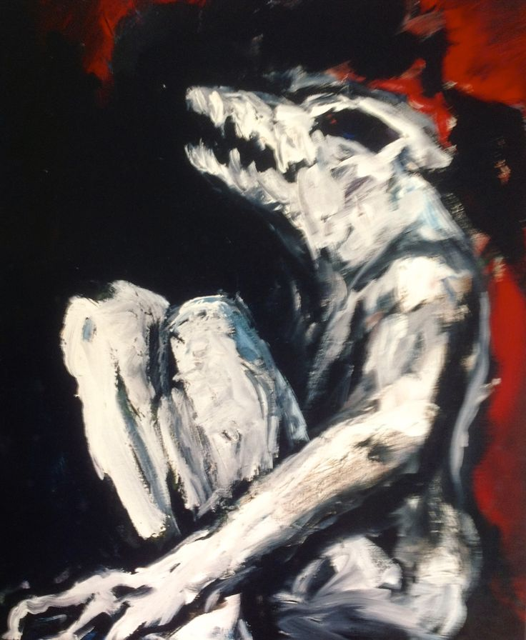 Reynaldo Zapp, hunger, 1989