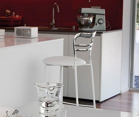 Dora Domitalia Design: Fabrizio Batoni Der Fixe Barhocker Dora Aus Dem  Hause Domitalia Hat Ein Einfaches Design Mit Der Möglichkeit Es Zu  Personalisieren: ...