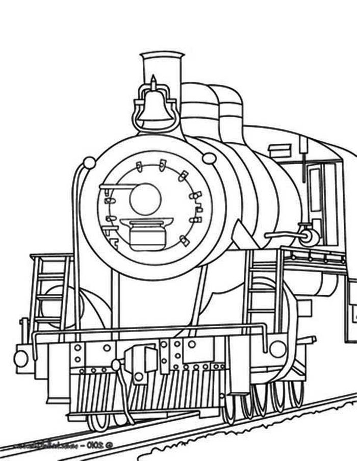 Train Coloring Pages Printable Free Train Coloring Pages Cars Coloring Pages Coloring Pages For Kids