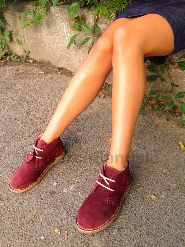 Ghetute Marsala Avarca Sandale - trendy wish