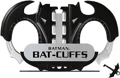 GEEK ALERT: List of Batmans 15 best gadgets and gizmos — def glad to see the Bat-Cuffs made the list. One of his most underrated