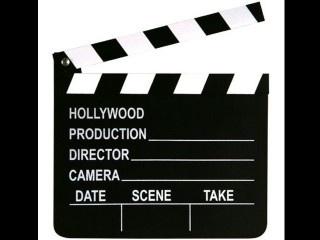 Clap de cinéma - Thema-Deco