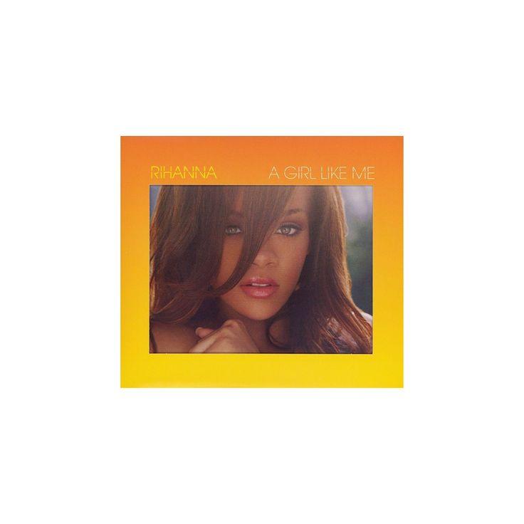 Rihanna - A Girl Like Me (CD)