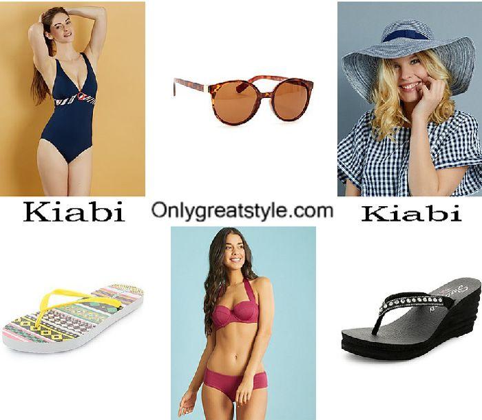 Bikinis Kiabi summer 2017 catalog swimwear