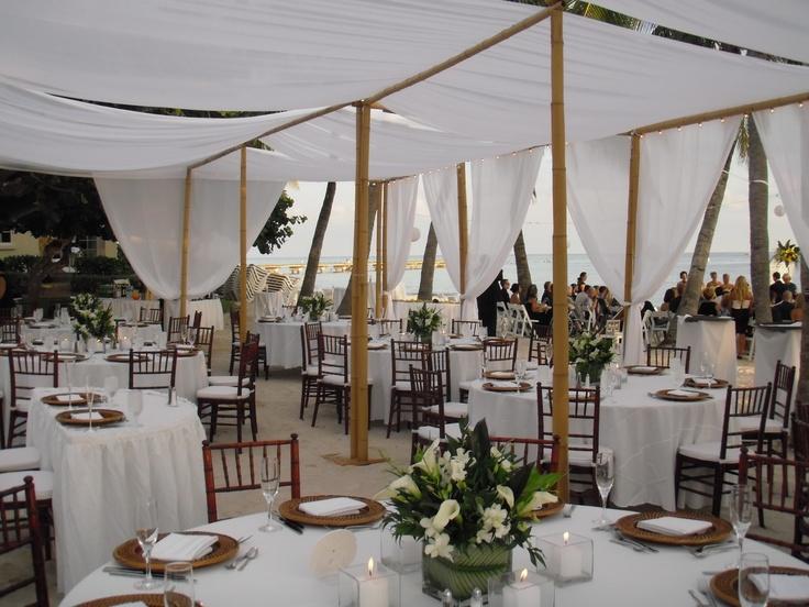 Tent Casa Marina Key West Party Al