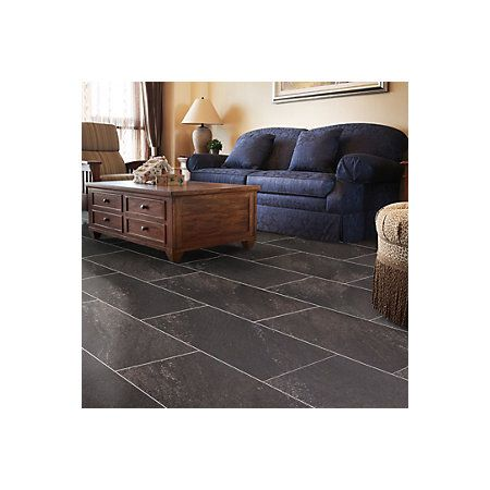 B&Q dark grey natural stone - 5052931651450