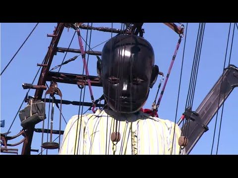 Royal de Luxe : Le mur de Planck (Documentaire) - YouTube