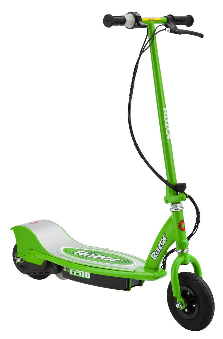 Amazon.com : Razor E200 Electric Scooter - Teal : Electric Sports Scooters : Toys & Games
