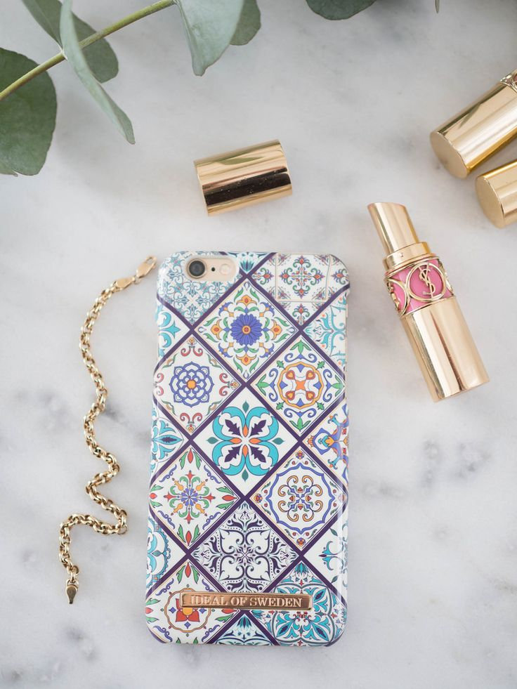 Mosaic by @xeniasday - Fashion case phone cases iphone inspiration iDeal of Sweden #Moroccan  #fashion #inspo #iphone #pattern #tile #summer #Marrakech