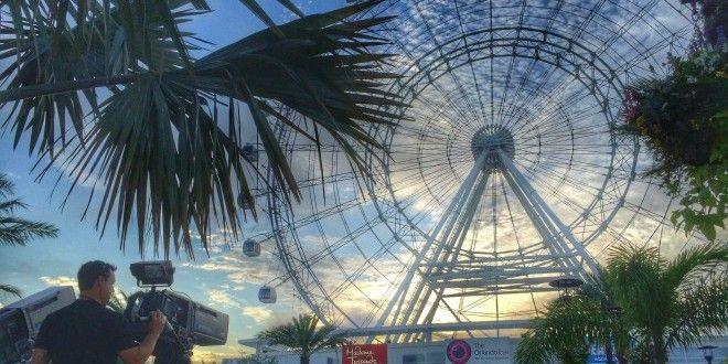 The Orlando Eye + Madame Tussauds + SEA LIFE Aquarium at I-Drive 360
