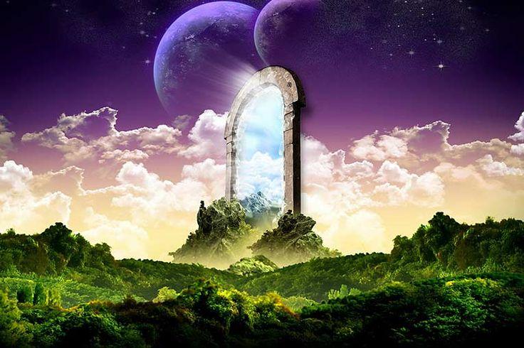 Ada anggapan bahwa dimensi alam lain memiliki pintu masuk ke dimensi lainnya. Berikut beberapa lokasi yang dianggap sebagai gerbang menuju dunia lain..